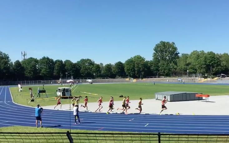 Baden-Württembergische Meisterschaften 3000m/1500m